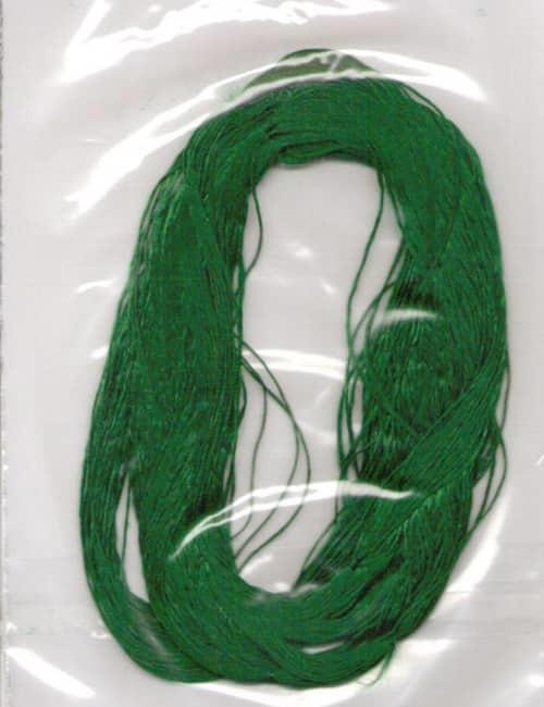 Silkeskroken Grön